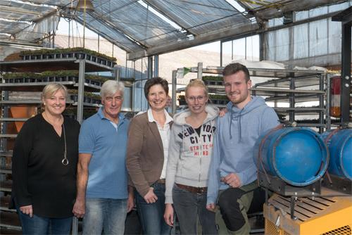 Gartenbaubetrieb Dercks jetzt Mitglied bei Agrobusiness Niederrhein